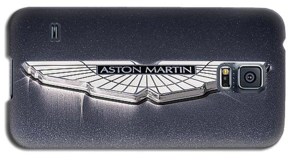 Aston Martin Badge Galaxy S5 Case by Douglas Pittman