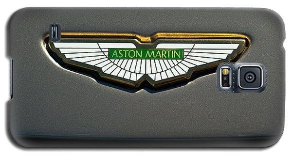 Aston Martin Emblem Galaxy S5 Case