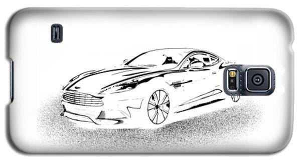 Aston Martin Galaxy S5 Case