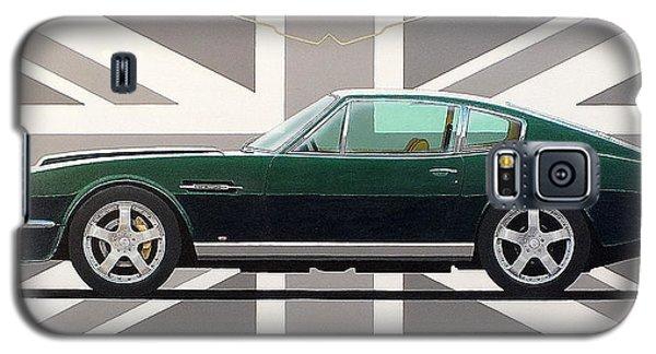 Aston Martin V8 Vantage Galaxy S5 Case