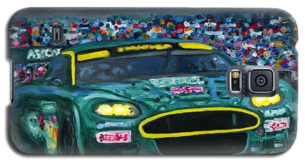 Aston Martin Wins Le Mans 2008 Pop Galaxy S5 Case