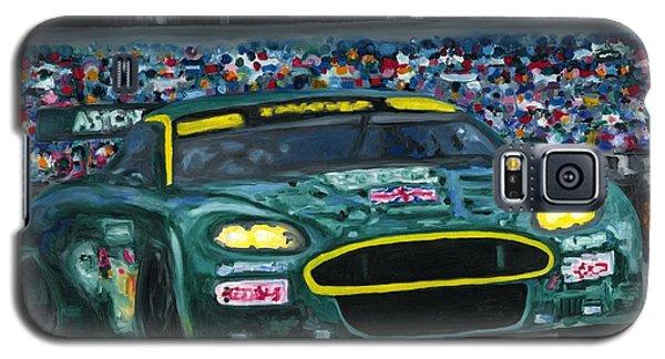 Aston Martin Wins Le Mans 2008 Galaxy S5 Case