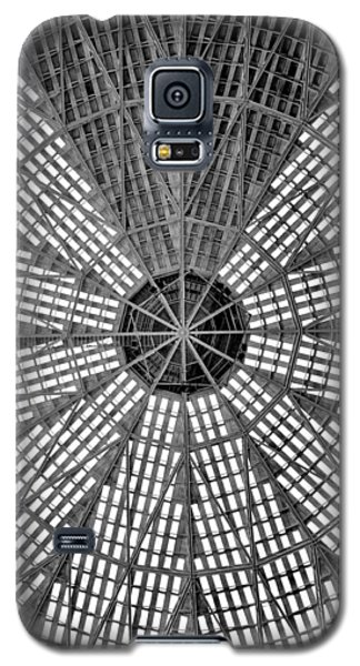 Astrodome Ceiling Galaxy S5 Case