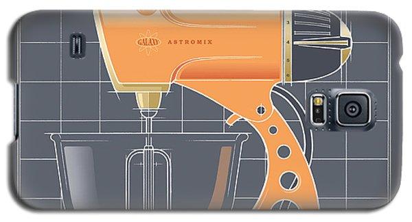 Astromix -tangerine Galaxy S5 Case
