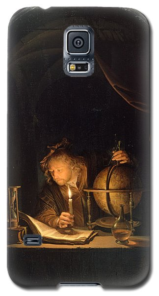 Astronomer By Candlelight Galaxy S5 Case