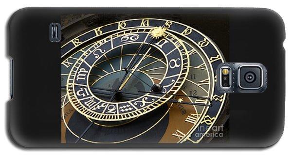 Astronomical Clock Galaxy S5 Case by Ann Horn