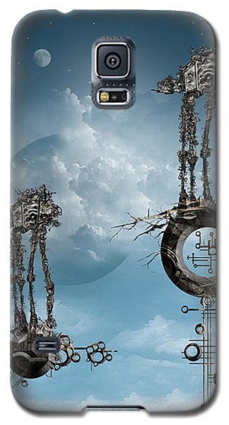 At-at Arrival Galaxy S5 Case by Andy Walsh