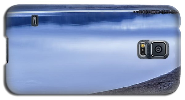 Galaxy S5 Case featuring the photograph At Dawn's Early Light by Nancy Marie Ricketts