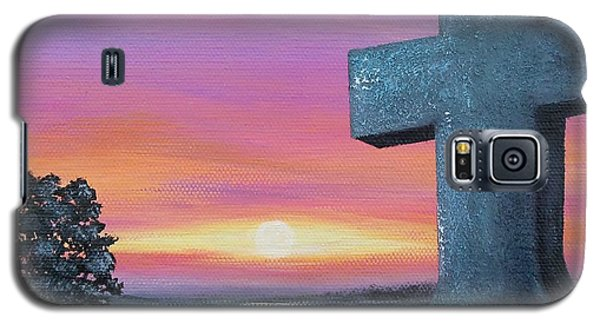 At Peace Galaxy S5 Case by Susan DeLain