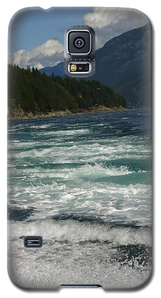 At The Edge Galaxy S5 Case by Rhonda McDougall