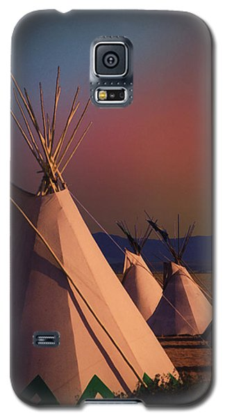 At The Encampment Galaxy S5 Case