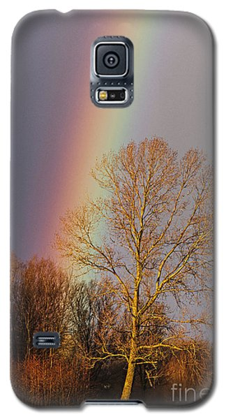 At The End Of The Rainbow Galaxy S5 Case