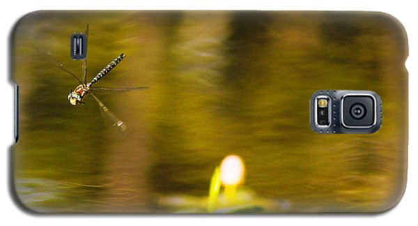 Galaxy S5 Case featuring the photograph At The Lake by Angi Parks