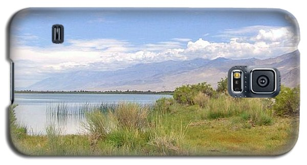 At The Lake Galaxy S5 Case by Marilyn Diaz