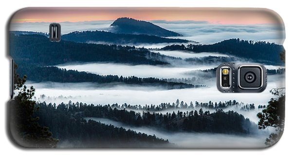 At The Top Of The World Galaxy S5 Case