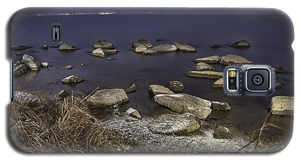 Galaxy S5 Case featuring the photograph At The Water  Edge by Vladimir Kholostykh