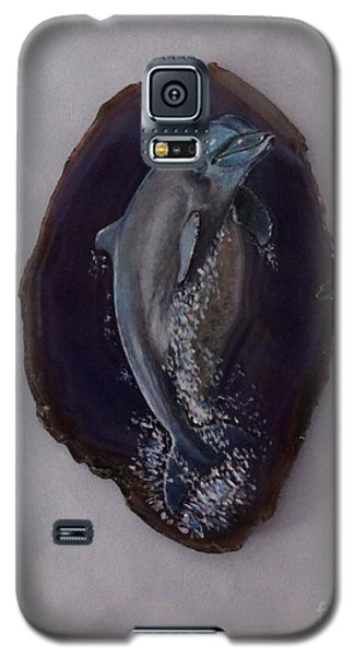 Athlete Of The Sea Galaxy S5 Case
