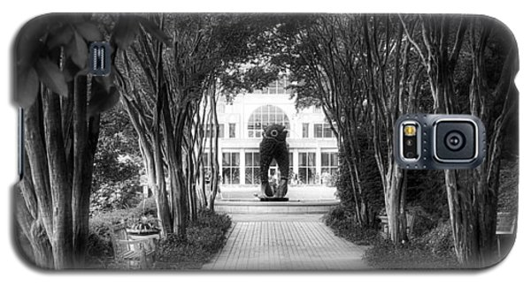 Atlanta Botanical Garden-black And White Galaxy S5 Case