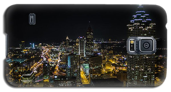 Atlanta City Lights Galaxy S5 Case