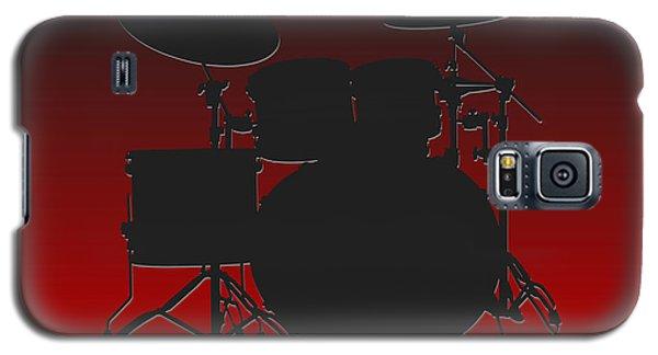 Atlanta Falcons Drum Set Galaxy S5 Case