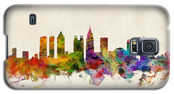 Atlanta Georgia Skyline Galaxy S5 Case