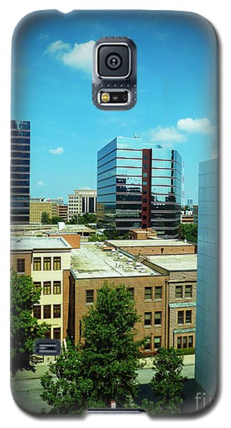 Atlanta Midtown Galaxy S5 Case by Sally Simon