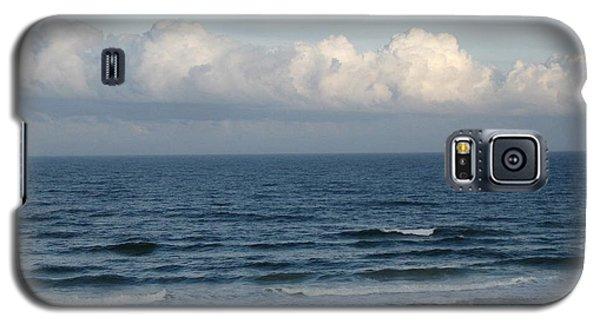 Galaxy S5 Case featuring the digital art Atlantic At Daytona Beach by Brian Johnson
