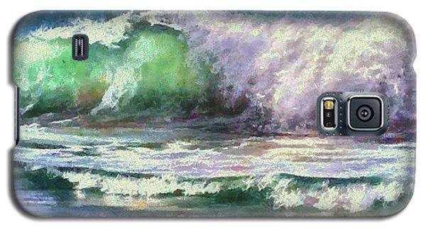 Atlantic Waves Galaxy S5 Case