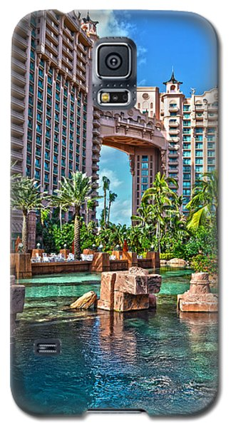 Atlantis - Bahamas Galaxy S5 Case by Timothy Lowry