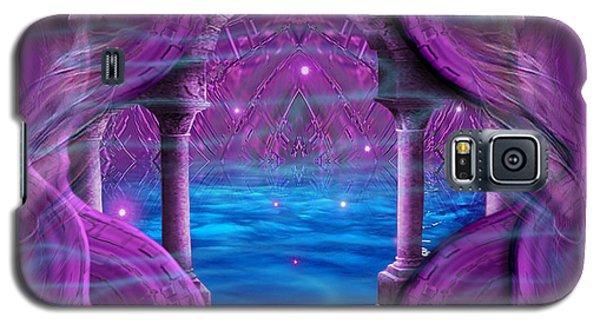 Galaxy S5 Case featuring the digital art Atlantis - Fantasy Art By Giada Rossi by Giada Rossi