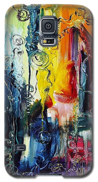 Atlantis Sinking Galaxy S5 Case