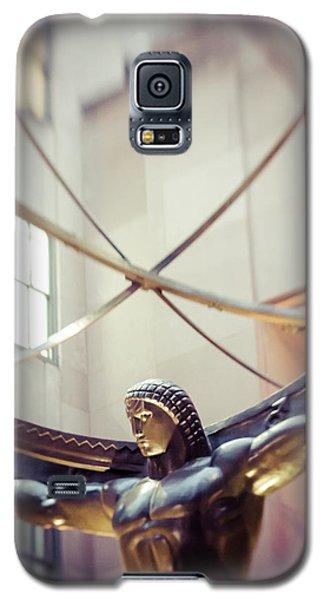 Atlas Galaxy S5 Case by Takeshi Okada