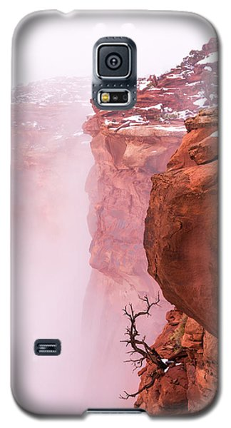 Atop Canyonlands Galaxy S5 Case