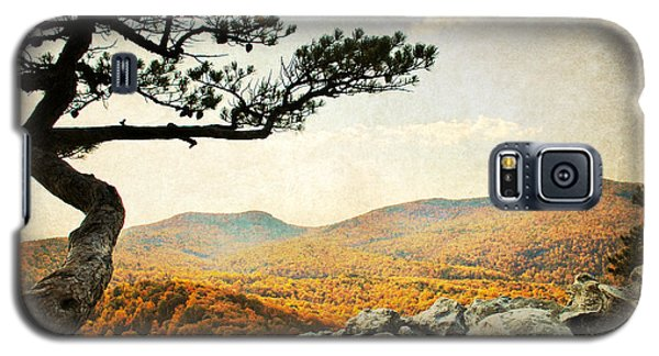 Atop The Rock Galaxy S5 Case by Kelly Nowak