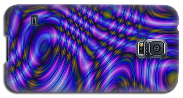 Galaxy S5 Case featuring the digital art Atracareis by Jeff Iverson