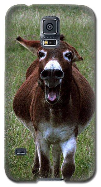 Attack Galaxy S5 Case by Peter Piatt