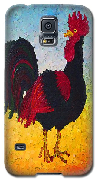 Galaxy S5 Case featuring the digital art Attitude Is Everything by Ginny Schmidt