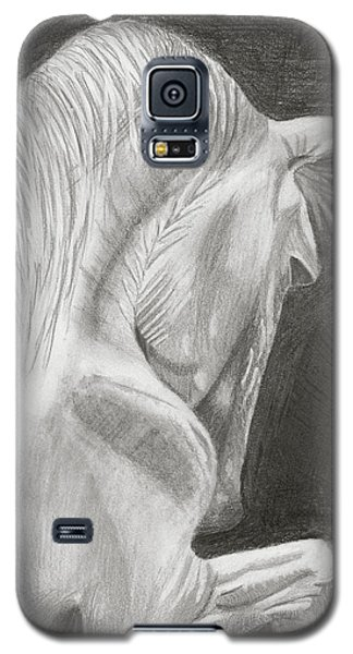 Attitude Galaxy S5 Case by Susan Schmitz