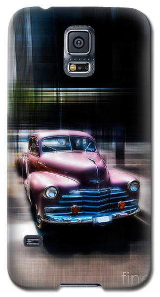 attracting curves III2 Galaxy S5 Case