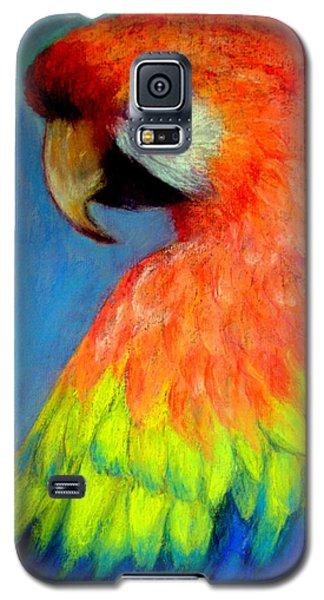 Attitude  Pastel Galaxy S5 Case by Antonia Citrino