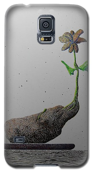 Au Paired Galaxy S5 Case