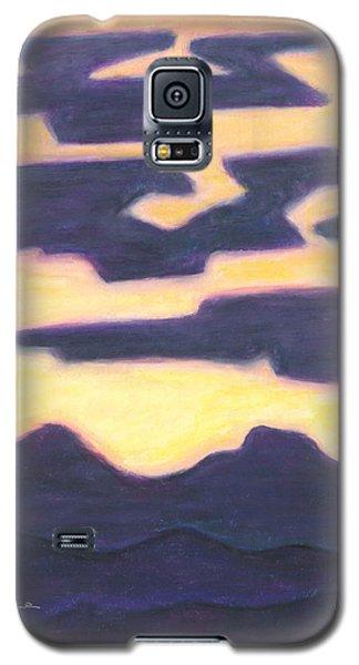 Aubergine Nightfall Galaxy S5 Case