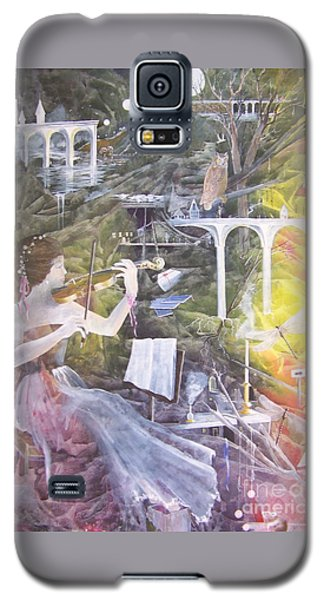 Aubry's Nocturne Galaxy S5 Case
