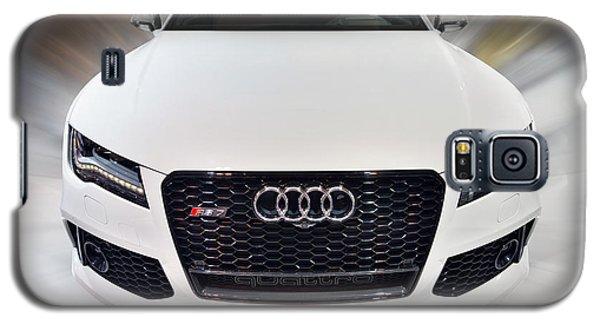 Audi  R S 7 Quattro 2014 Galaxy S5 Case