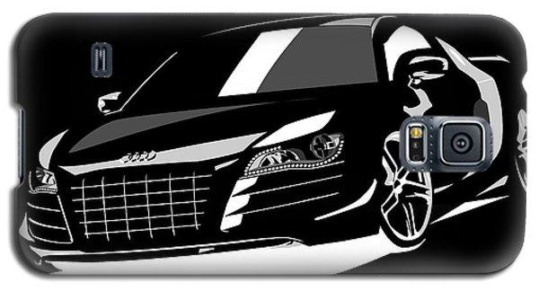 Car Galaxy S5 Case - Audi R8 by Michael Tompsett