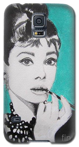 Audrey Galaxy S5 Case