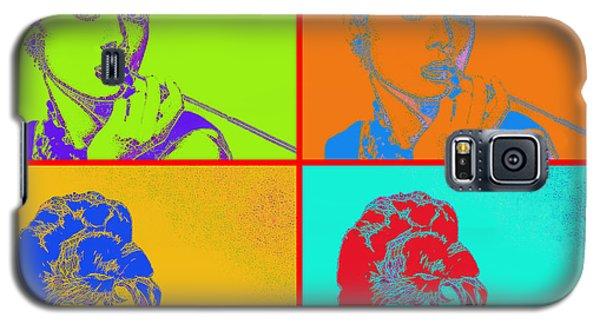 Audrey Hepburn 20130330v2 Four Galaxy S5 Case
