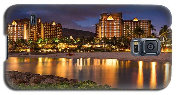 Aulani Disney Resort At Ko Olina Galaxy S5 Case
