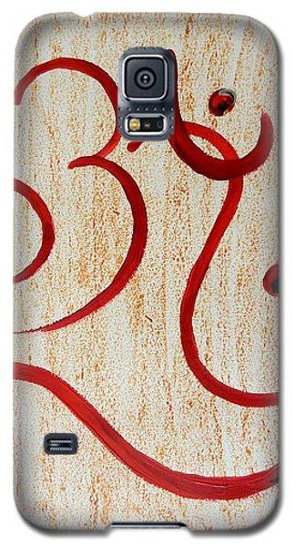 AUM Galaxy S5 Case