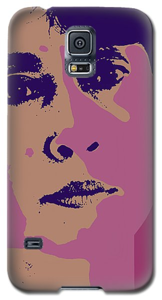 Aung San Suu Kyi Galaxy S5 Case by Jean luc Comperat